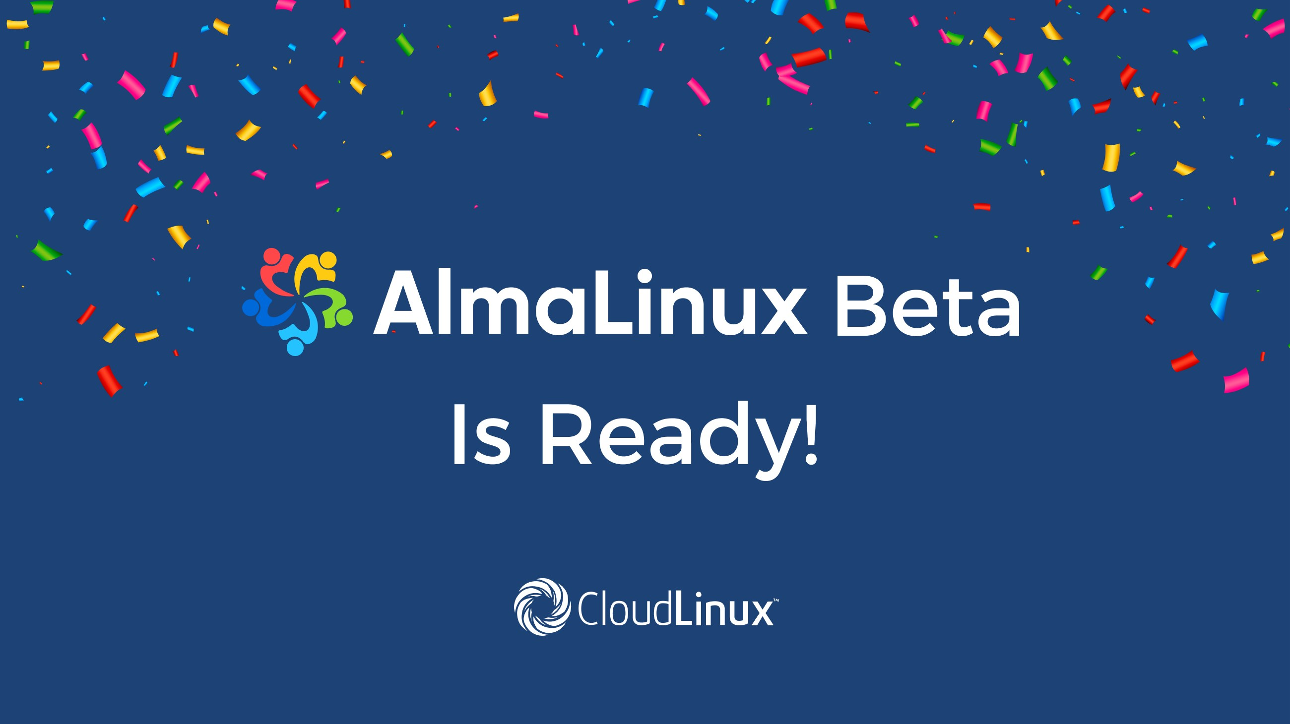 Introducing AlmaLinux Beta: A Community-Driven Replacement for CentOS