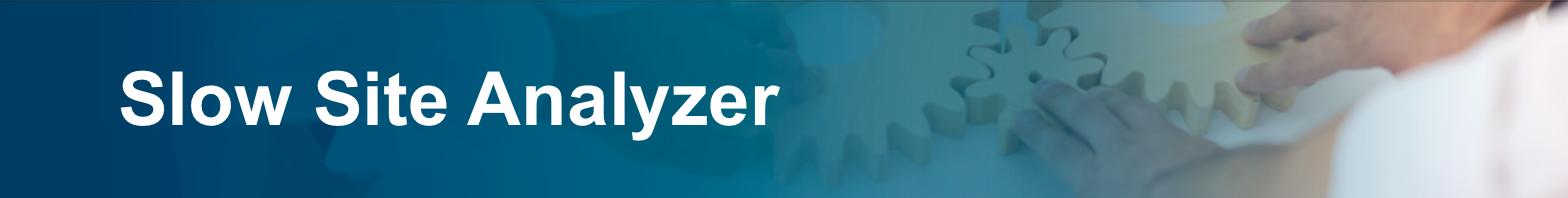 Slow Site Analyzer-1